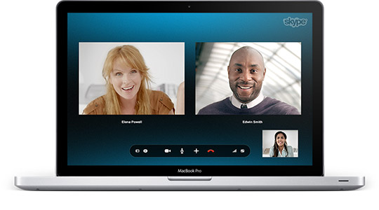 skype konferenz